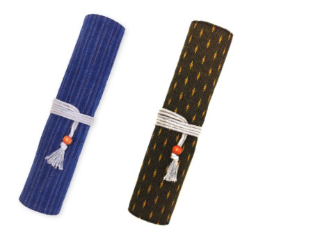 Ethnic Chinese Earpick Tool Roll Case versions